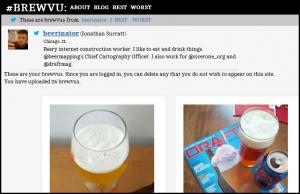 brewvu.com twitter profile