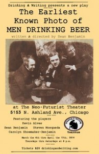 The_Earliest_Known_Photo_of_Men_Drinking_Beer_Poster-1